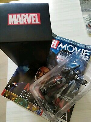 Figura War Machine Los Vengadores Marvel Movie Collection, Con Certificado Nuevo