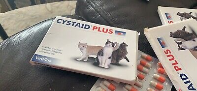 Cystaid plus capsules 103 2 boxes new 1 box 27 1 pack 26 no box expire feb 2020