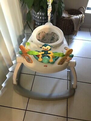 Fisher Price Baby Bouncer 'Jumperoo' Activity Centre Excellent Condition