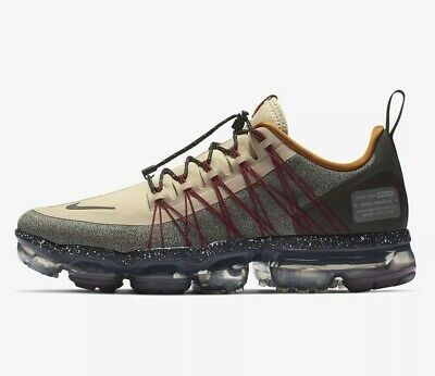 Nike Air Vapormax Run Utility Mens Trainers New RRP £170 Box Has No Lid
