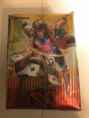 X-MEN 1995 Ultra Marvel Comic Trading Card Set