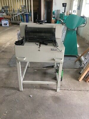 Electric Paper Guillotine Ideal 4810