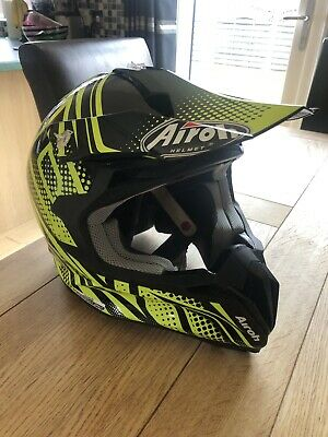 Arioh Aviator Helmet Carbon XL