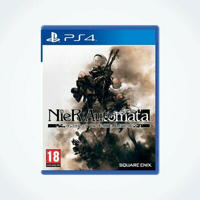 NieR : AUTOMATA - Game of The YoRHa Edition sur PS4 / Neuf / Sous Blister / VF