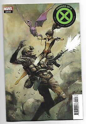 Powers Of X #4 1:10 Huddleston Variant Marvel Comics Near Mint 9/11/19