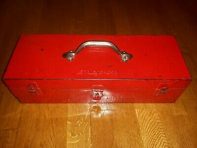 Snap-On 🔧 Vintage Tool Box 🔧 KRA 250B 🔧 1989 🔧 Mancave 🔧 Tool Chest 🔧