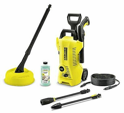 Karcher K2 Full Control 1400W 110 Bar Home Pressure Washer With Home Kit