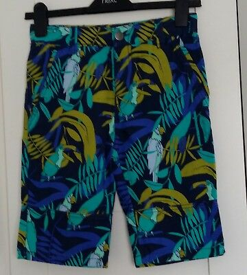 Boys H&M  Patterned Shorts Size EUR 140 (Worn Once)