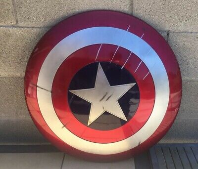 Marvel Legends Captain America Shield with Custom claw marks
