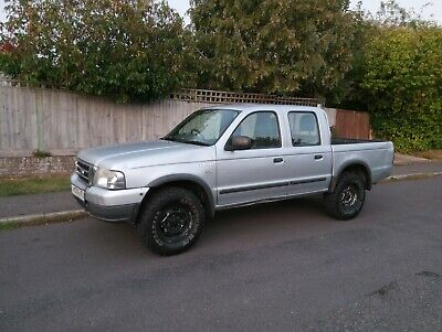 Ford ranger double cab pick up 2006 4x4