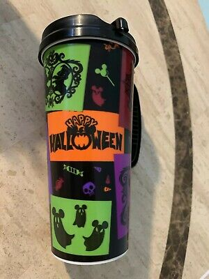NEW UNUSED Disney Parks Mickey & Friends Halloween 2019 TRAVEL RESORT MUG CUP
