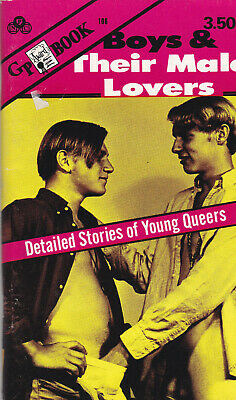 Boys & Their Male Lover - gay pulpe fiction