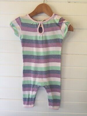 Country Road Romper - Size: 00 / 3-6 months (#D2320)
