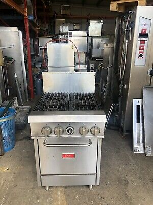 Thor 4 Burner Stove And Oven Excellent Working  Condition