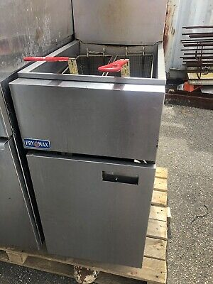 Gfry-Max Deep Fryer Good  Working  Condition