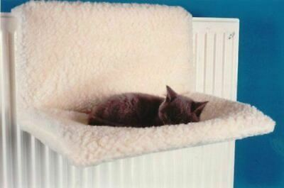 Simply4Pets High Quality Soft Washable Radiator Cat Bed Specially Made For Cats