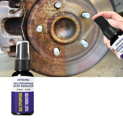 Super Rust Inhibitor Rust Remover Derusting Spray Car Maintenance Cleaning 30ml