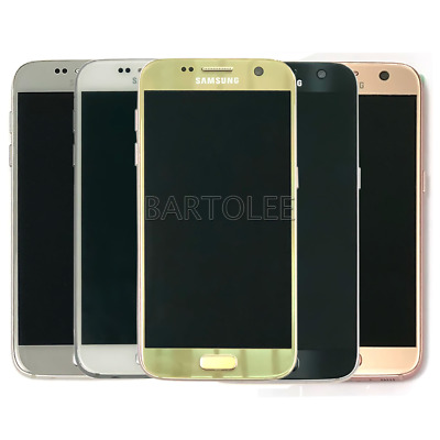 For Samsung Galaxy S7 G930 32GB (Unlocked) Android Smartphone SIM Free 5 Colors