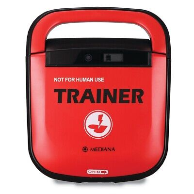 Mediana A15 AED Trainer - T Model plus Carry Case