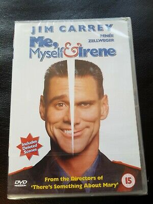 Me, Myself & Irene DVD