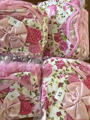 Wholesale Job Lot of Brand New Baby Clothing Baby Girl Newborn Boutique Clothes