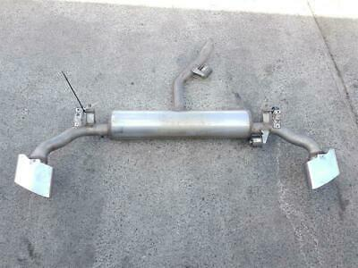 2015 F15 BMW X5 EXHAUST BACK BOX 2.0 Diesel