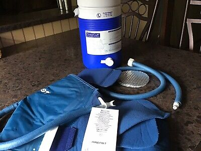 AIRCAST Cryo Cuff Shoulder XL Strap Cold Therapy Unit with Cooler included