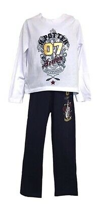 Primark Girls Boys Harry Potter Pyjamas Size Age 7-8 years