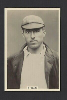 Millhoff - Famous Test Cricketers (Large) - #13 G Geary