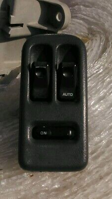 Genuine Mazda bongo drivers side electric window switches.
