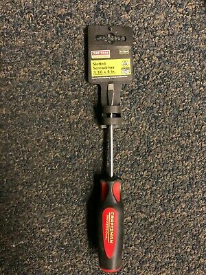 "Craftsman 9-47204 3/16"" x 4"" Slotted Screwdriver"