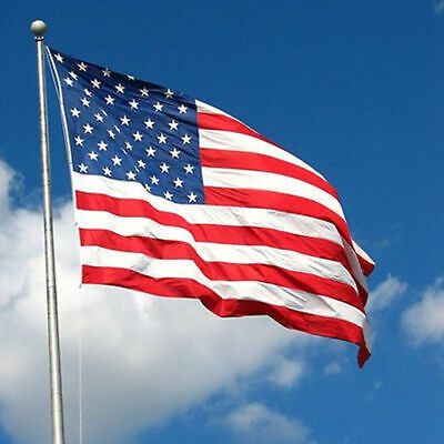 3x5 Feet  American Flag w/ Grommets USA United States of America US Flags EN