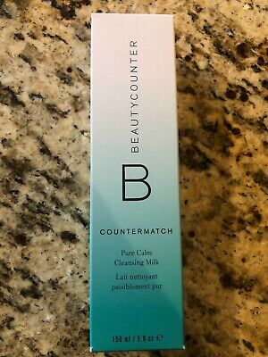 BeautyCounter CounterMatch Pure Calm Cleansing Milk - New! Beauty Counter Match