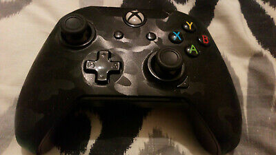 Pdp Xbox One Wired Controller Camoflague Black