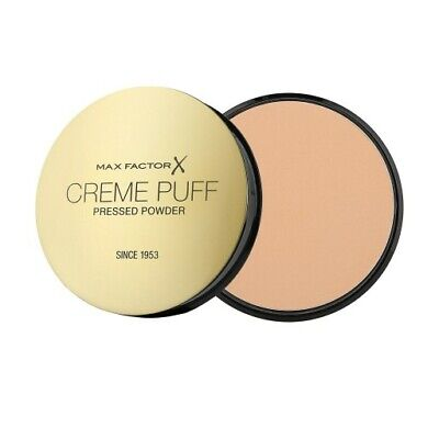 Max Factor Cream Puff Pressed Compact Powder, 21 g, 53 Tempting Touch