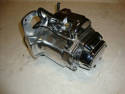 Polished 5 Speed Transmission For Harley Softail Or Custom Builds