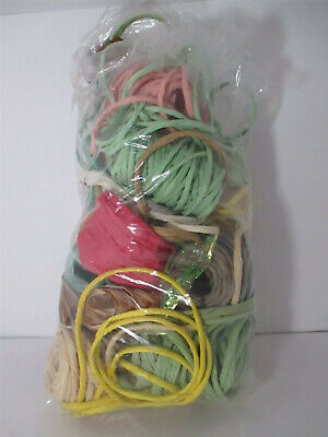 Huge Lot Creative Twist Paper Twisted Ribbon Bow Paper Capers Floral Almost 3Lbs