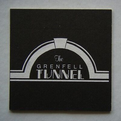 The Grenfell Tunnel The Mansions Tavern Coaster