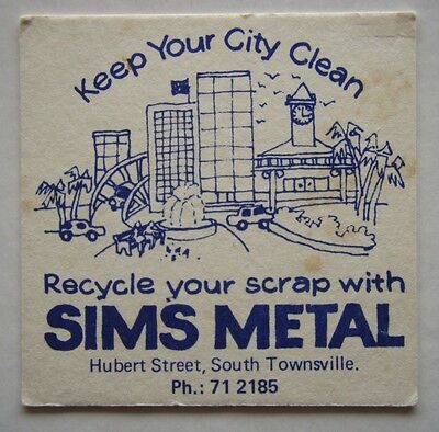 Sims Metal Recycle Your Scrap Hubert St South Townsville 712185 Coaster