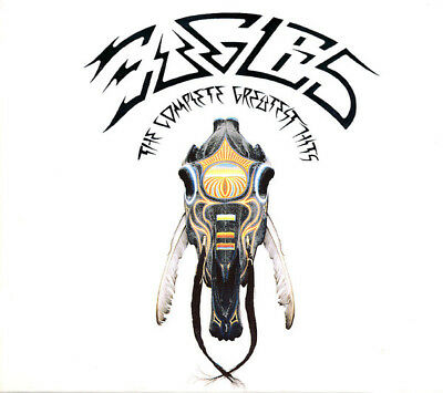 Eagles Complete Greatest Hits Remastered 2 CD Digipak NEW