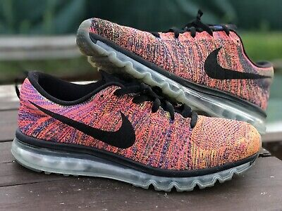 Nike air Max flyknit oreo taille 12 us 46 occasion