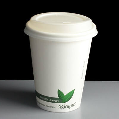 Disposable Recyclable Paper Cups Biodegradable Coffee Cups Compostable Cups