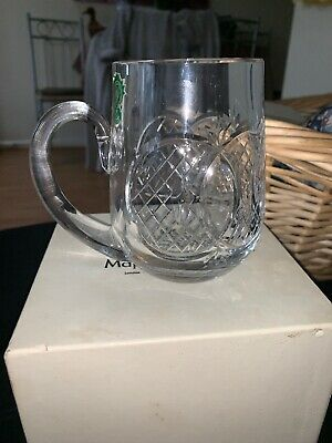 Mappin & Webb Waterford Glass Limited Handmade In Ireland Antique