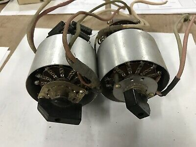 Western Electric - Pair of 600 Ohm Attenuators