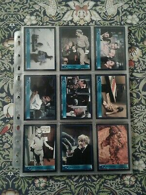 Doctor Who Definitive Series Trading Cards Series 2