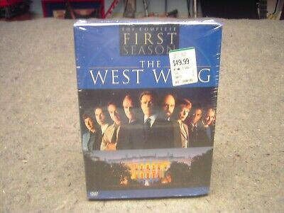 The West Wing The Complete First Season DVD  New