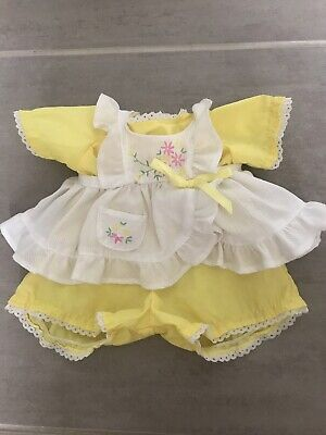 My Child Doll Original Yellow Romper Set Outfit