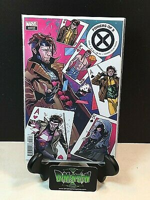 POWERS OF X  #5 CHARACTER DECADES VARIANT MARVEL COMIC 2019 1st Print NM UNREAD