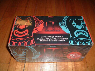 Funko Pop! It Chapter Two Collector Box~ Sealed~ Hot Topic Exclusive~ Pennywise