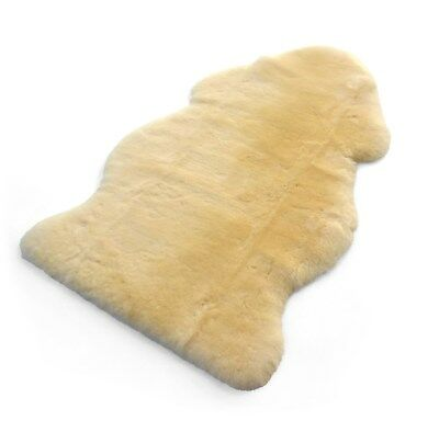 Hospital Grade Medical Sheepskin - Soft Gold X/Large Size (Free Post Aust Wide)